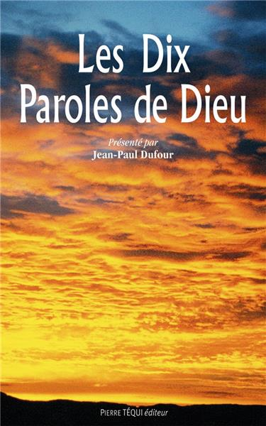 les-dix-paroles-de-dieu