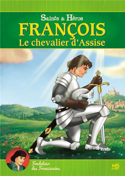 francois-le-chevalier-d-assise-dvd