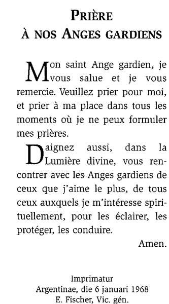 Pri 232 Re 224 Nos Anges Gardiens Pierre Tequi Editeur Religieux