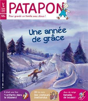 Magazine Patapon n°480 - Janvier 2021