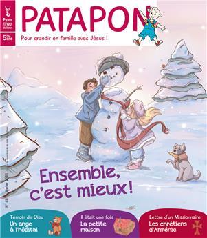 Magazine Patapon n°481 - Février 2021
