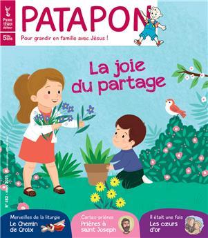 Magazine Patapon n°482 - Mars 2021