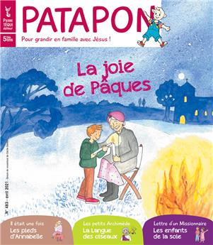 Magazine Patapon n°483 - Avril 2021