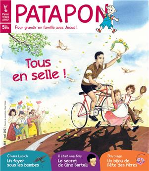 Magazine Patapon n°484 - Mai 2021