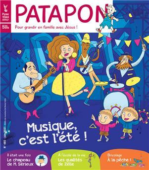 Magazine Patapon n°485 - Juin 2021