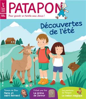 Magazine Patapon n°486 - Juillet-août 2021