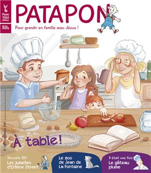 Magazine Patapon n°487 - Septembre 2021