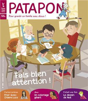Magazine Patapon n°488 - Octobre 2021