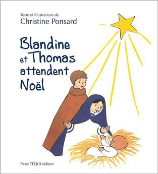 Blandine et Thomas attendent Noël
