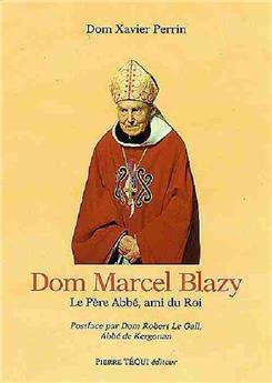 Dom Marcel Blazy