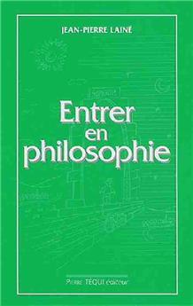 Entrer en philosophie