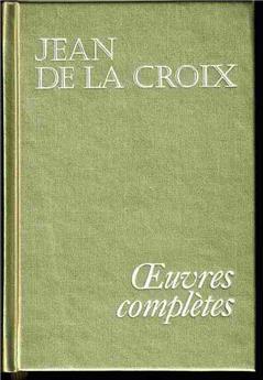 Oeuvres complètes - Jean de la Croix
