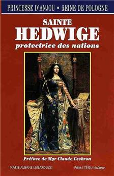 Sainte Hedwige, protectrice des nations