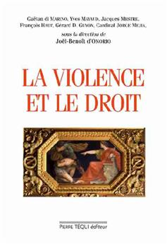 La violence et le droit