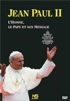 Jean-Paul II, l'homme, le Pape et son message (lot de 2X2 DVD)