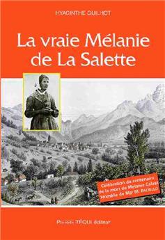 La vraie Mélanie de La Salette