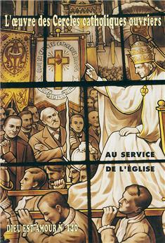DEA 140 - L'œuvre des Cercles catholiques ouvriers
