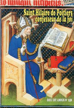 DEA 156 - Saint Hilaire de Poitiers, confesseur de la foi