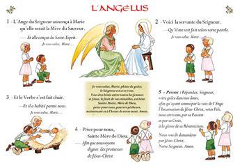 Carte L'Angélus (à l'unité)