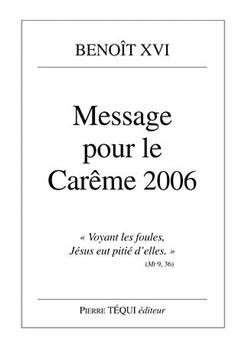 Message Carême 2006