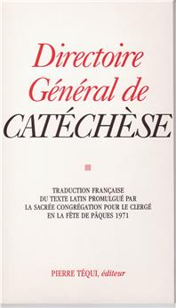 Directoire général de catéchèse 1971