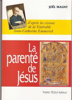 La parenté de Jésus