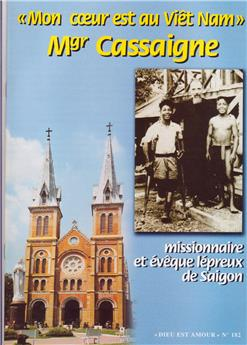 DEA 182 - « Mon cœur est au Viêt Nam » - Mgr Cassaigne