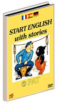 Start English with stories N° 1 (DVD)