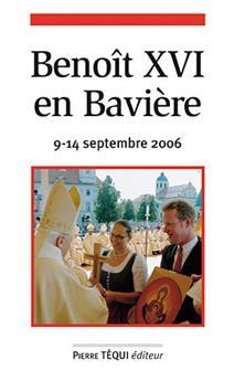 Benoît XVI en Bavière (9-14 septembre 2006)
