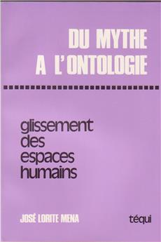 Du mythe à l'ontologie