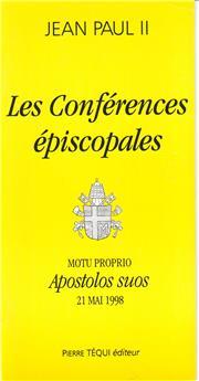 Les conférences épiscopales - Apostolos suos