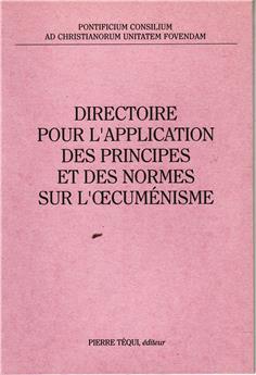 Directoire pour l'application des principes et des normes sur l'œcuménisme