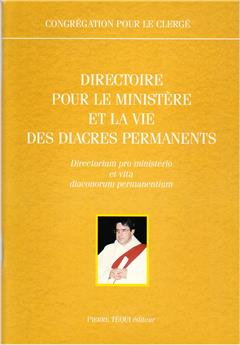 Directoire pour le ministère et la vie des diacres permanents