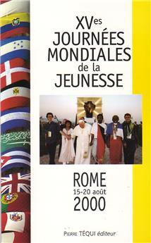 XVe Journées Mondiales de la Jeunesse - Rome 2000