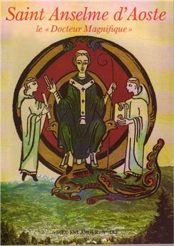 DEA 183 - Saint Anselme d'Aoste : le « Docteur Magnifique »