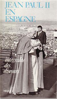 Jean-Paul II en Espagne, 31 octobre-9 novembre 1982