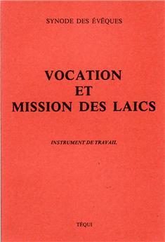 Vocation et mission des laïcs