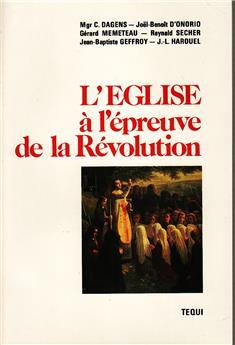 L'Église à l'épreuve de la Révolution