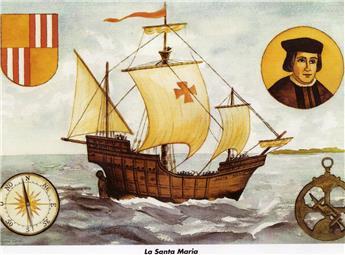Puzzle Christophe Colomb - 48 pièces
