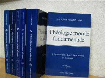 Théologie morale fondamentale - Lot T1 à T6