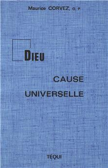 Dieu cause universelle