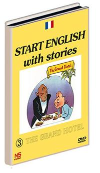 Start English with stories N° 3 (DVD)