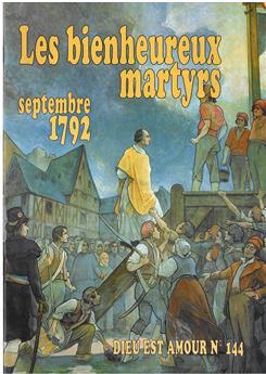 voir DEA 144 - Les bienheureux martyrs de septembre 1792