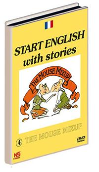 Start English with stories N° 4 (DVD)