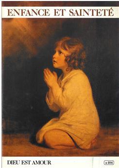 voir DEA 104 - Enfance et sainteté