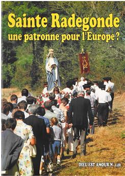 DEA 149 - Sainte Radegonde, une patronne pour l'Europe ?