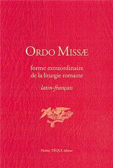 Ordo Missæ (latin-français)
