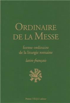 Ordinaire de la messe (latin-français)