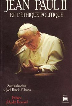 Jean-Paul II et l'éthique politique