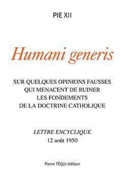 Humani Generis